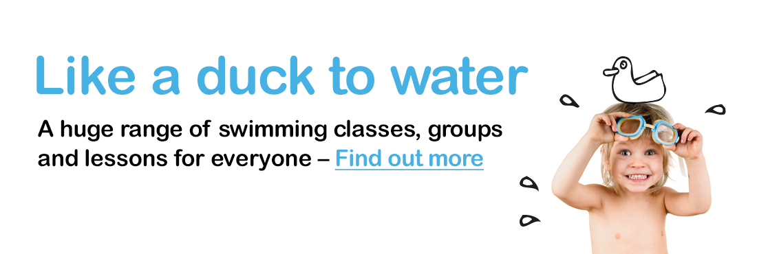Swimming classes groups and lessons for everyone at Leisure at Cheltenham