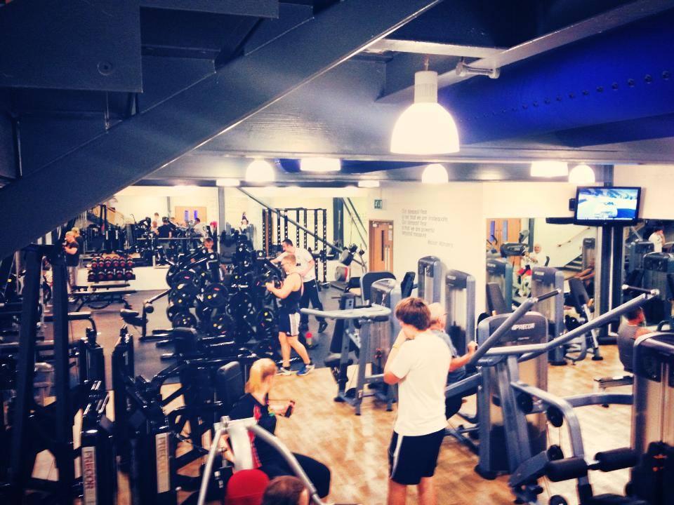 Leisure at Cheltenham Gym