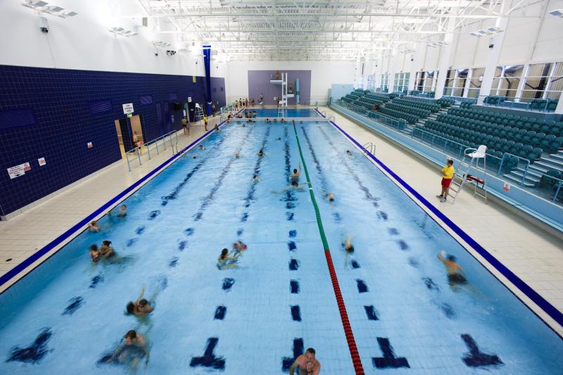Leisure at Cheltenham Swimming Pool Lanes